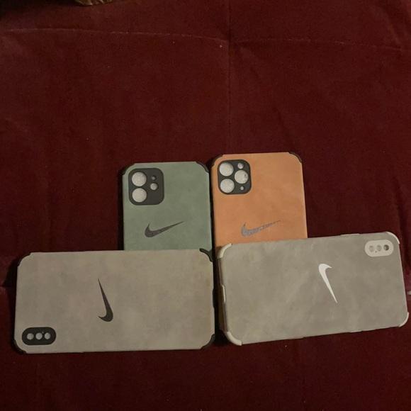 Nike iPhone case 12, 12ProMax, 11, 11ProMax 7&8plu